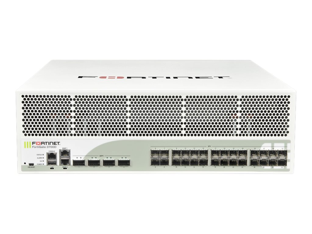 Fortinet FortiGate 3700D-DC (NFR)