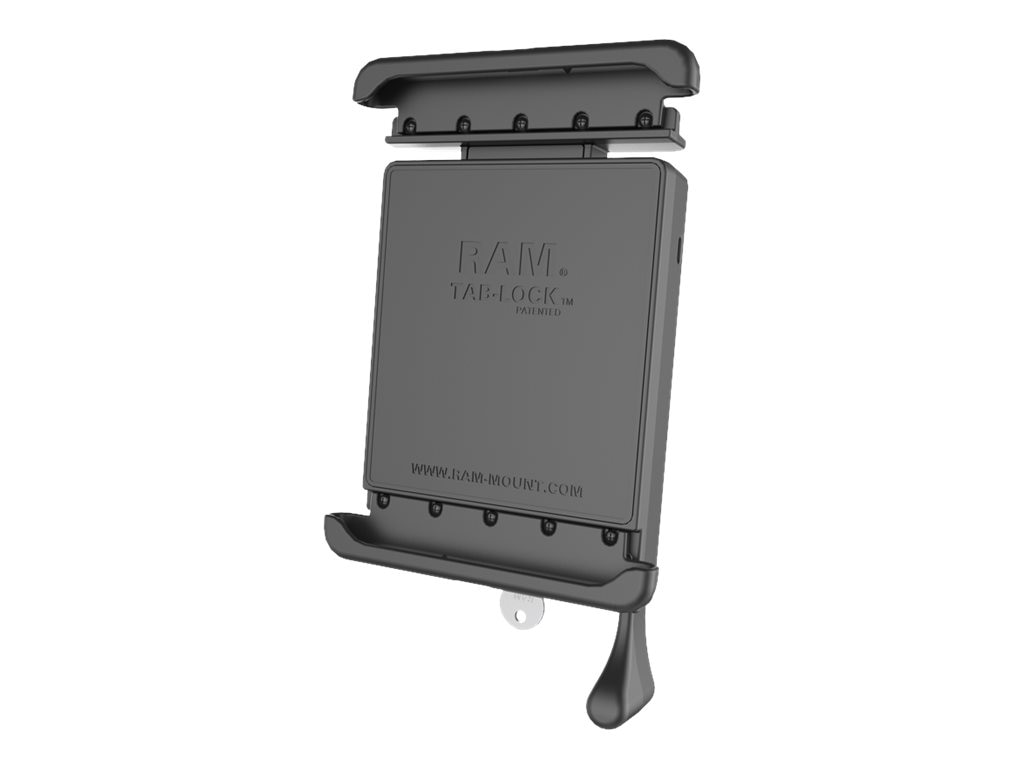 Ram Mounts Tab-Lock Cradle for 8 Tablets including Samsung Galaxy Tab A 8.0, RAM-HOL-TABL27U