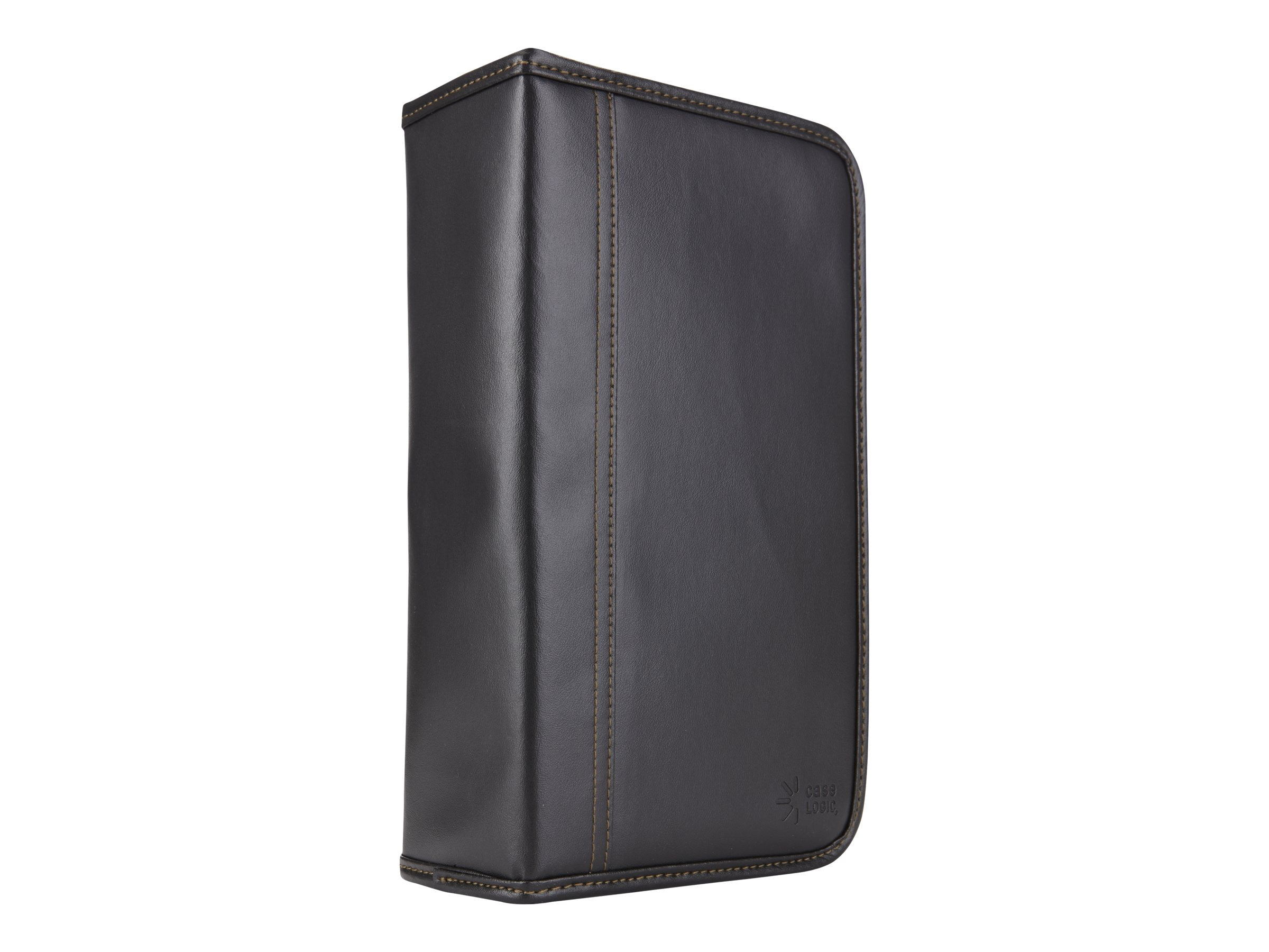 Case Logic CD Wallet; 92 Disc Capacity - Black Koskin