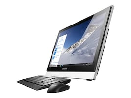 Lenovo S500z AIO Core i5-6200U 2.3GHz 8GB 500GB, 10HC000CUS, 30833020, Desktops - All-in-One