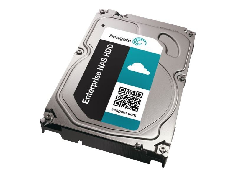 Seagate 6TB Enterprise NAS SATA 6Gb s 3.5 Internal Hard Drive, ST6000VN0001, 18141282, Hard Drives - Internal