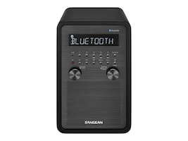 Sangean AM FM BT Table Top Radio, WR-50, 31897359, Stereo Components