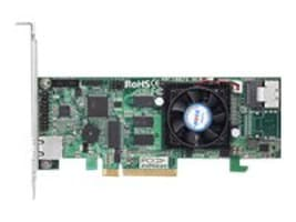 Areca Technology 4-Port PCIe 3.0 Internal 6Gbps SAS RAID Adapter, ARC-1215-4I, 18373294, RAID Controllers