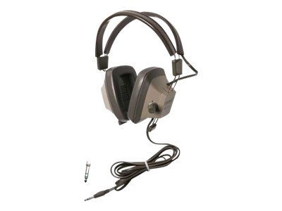 Califone Explorer Stereo Binaural Headphone, EH-3SV, 31473003, Headphones