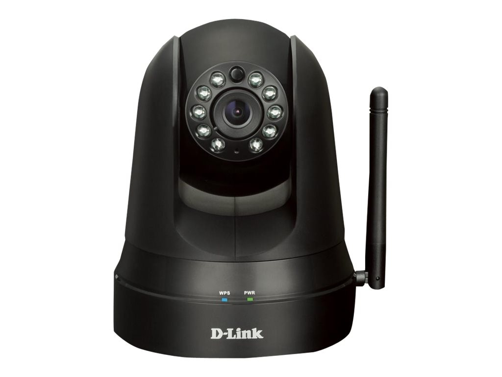 D-Link Pan & Tilt Day Night Wi-Fi Network Cloud Camera, DCS-5009L
