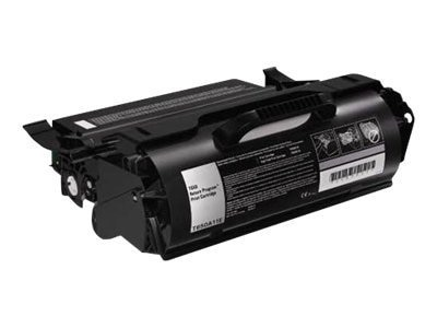 Dell Black High Yield Use & Return Toner Cartridge for Dell 5230n, 5230dn & 5350dn Laser Printers