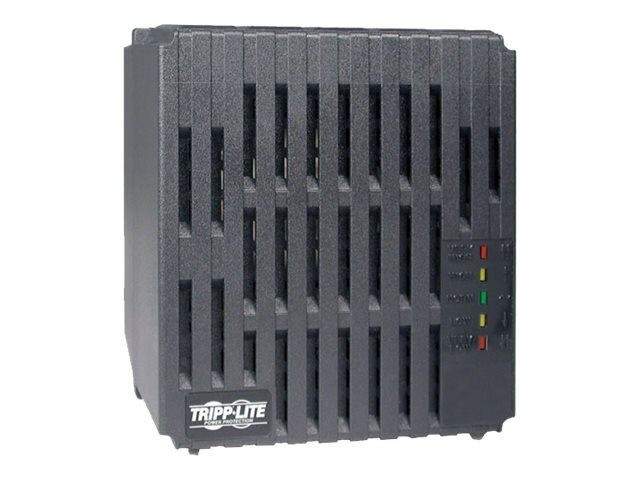 Tripp Lite Intl 2000W Line Conditioner 230V (6) Outlet 5 6-15R IEC-320 50 60Hz, LR2000