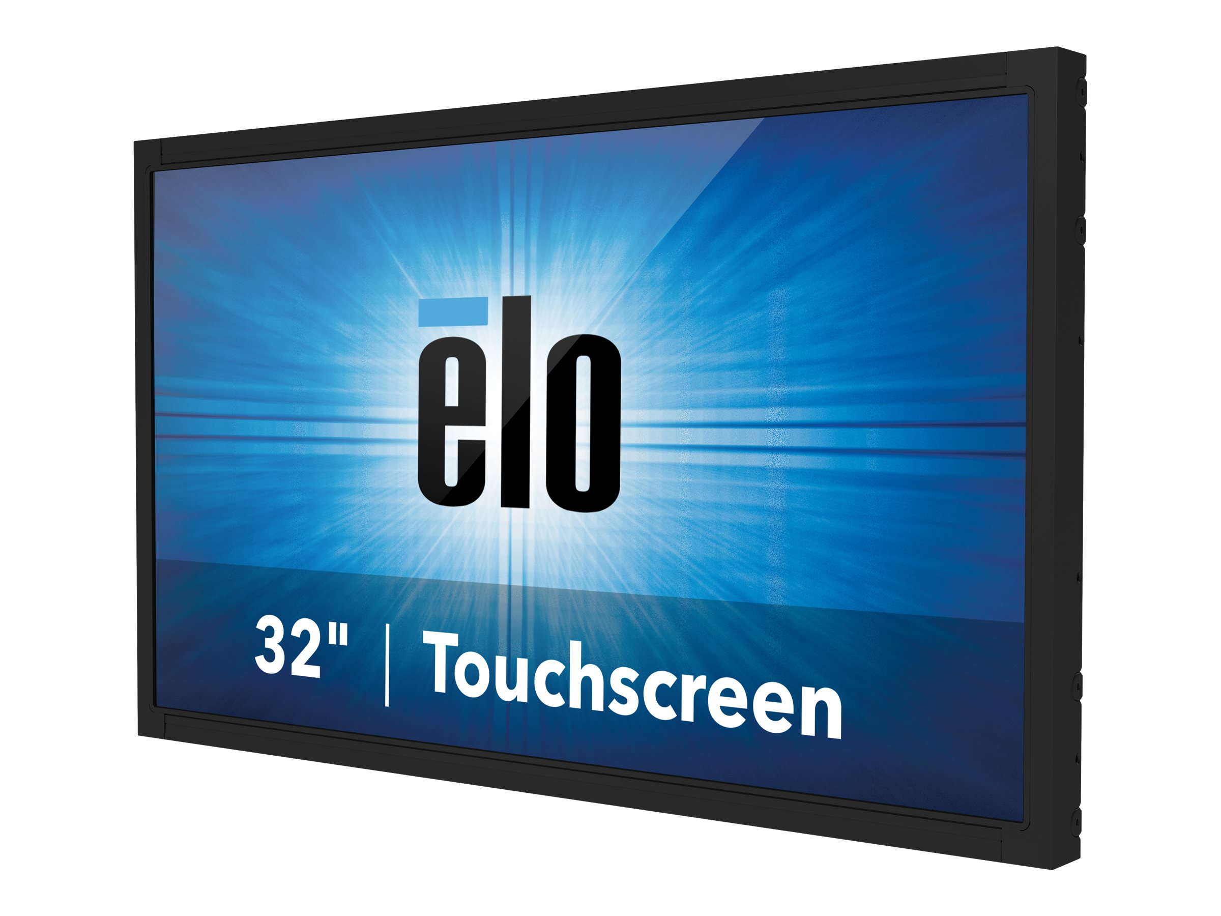 ELO Touch Solutions 32 3243L Full HD LED-LCD IntelliTouch Plus Monitor, Black, E326202