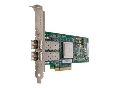 Dell QLogic 2562 Dual-Port Fibre Channel HBA, 406-BBEK, 30935202, Host Bus Adapters (HBAs)