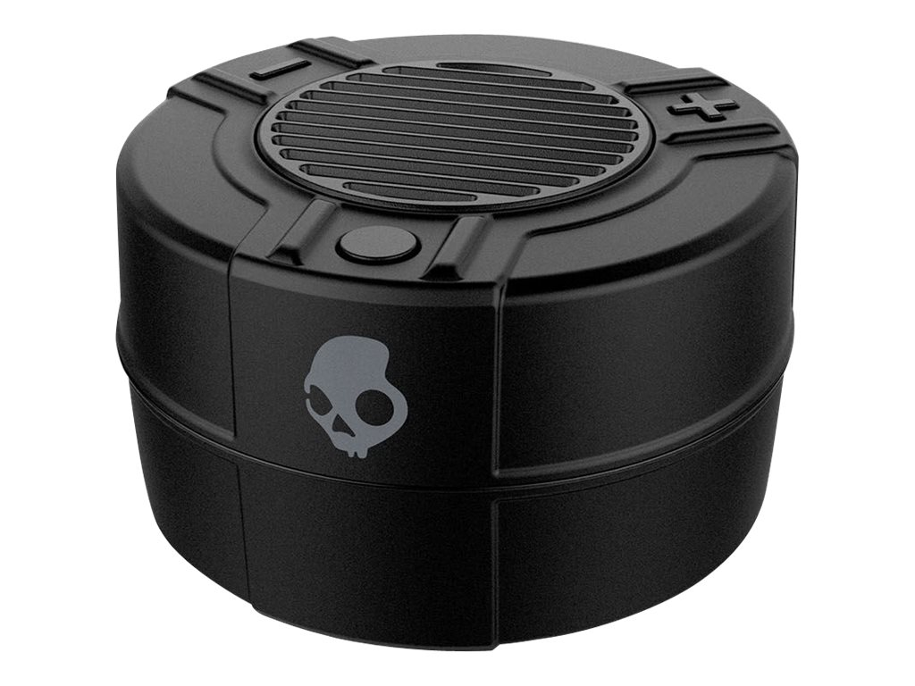 Skullcandy SoundMine Bluetooth Speaker - Black Black Gray, S7BUGW-447
