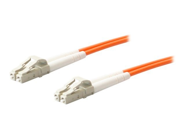 ACP-EP Fiber Patch Cable, LC-LC, 62.5 125, Multimode, Duplex, 1m, ADD-LC-LC-1M6MMF, 14483402, Cables