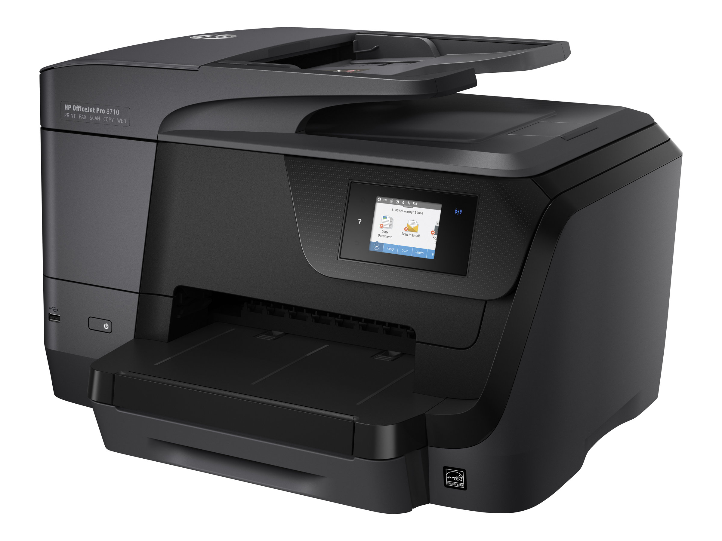 HP Officejet Pro 8710 All-In-One Printer ($199.95 - $70 Instant Rebate = $129.95 Expires 3 14 2017)