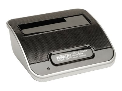 Tripp Lite USB 3.0 to SATA Hard Drive QuickDock, U339-000, 15139700, Hard Drive Enclosures - Single