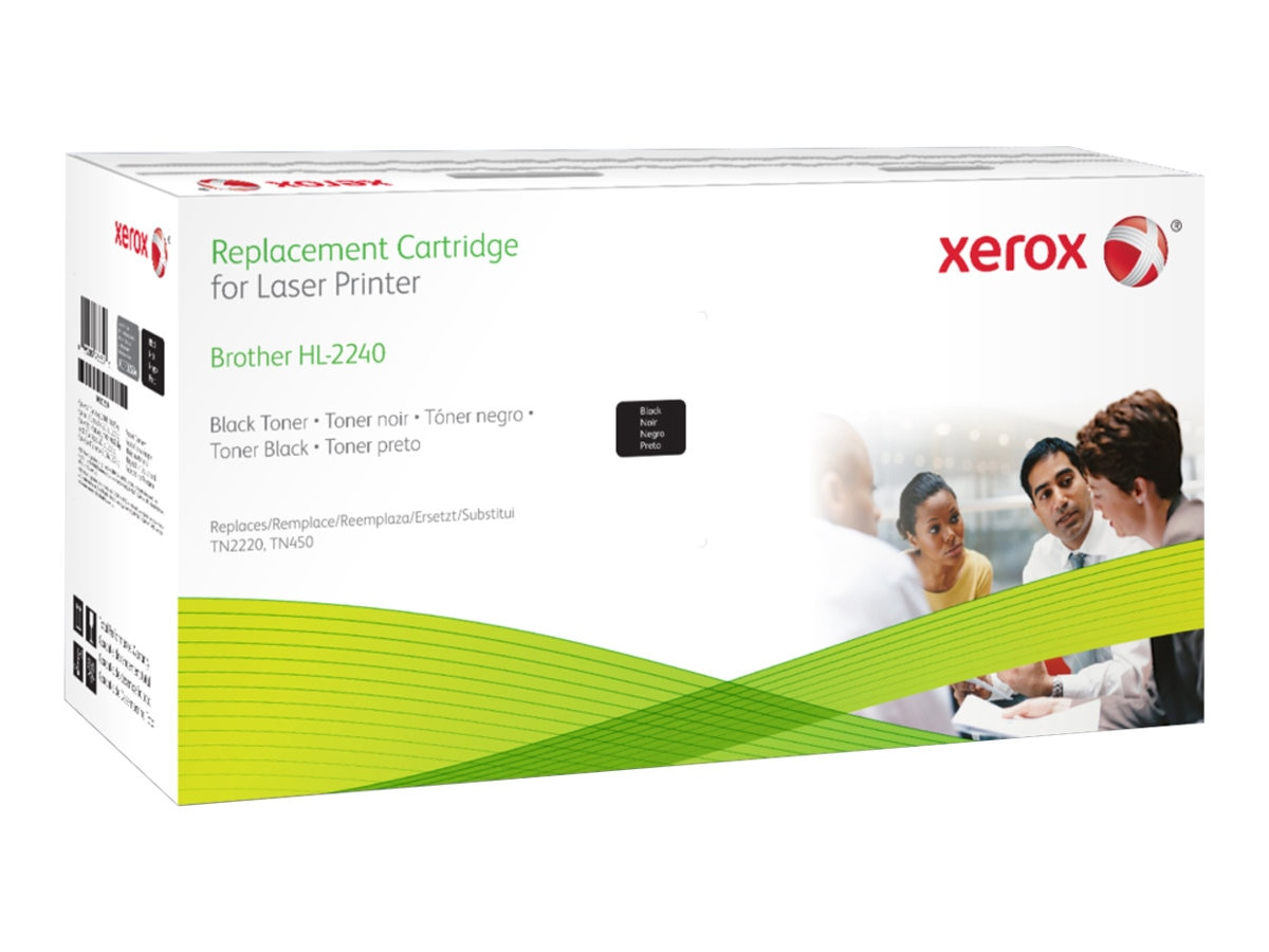 Xerox Black Toner Cartridge for Brother DCP-7060D & DCP-7065DN, 106R02634