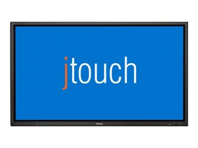 InFocus 85 JTouch 4K Ultra HD LED-LCD Touchscreen Display, Black, INF8501
