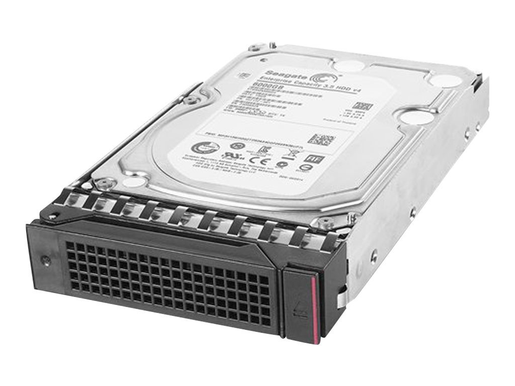 Lenovo 8TB ThinkServer Gen5 SATA 6Gb s 7.2K RPM 3.5 Enterprise Hot Swap Hard Drive, 4XB0K12255