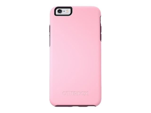 OtterBox Symmetry for iPhone 6 6S, Rose, 77-52291, 31469531, Carrying Cases - Phones/PDAs