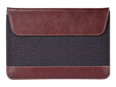 Cyber Acoustics Surface 3 Sleeve Maroo Magnetic Front Cover, Woodland Plum
