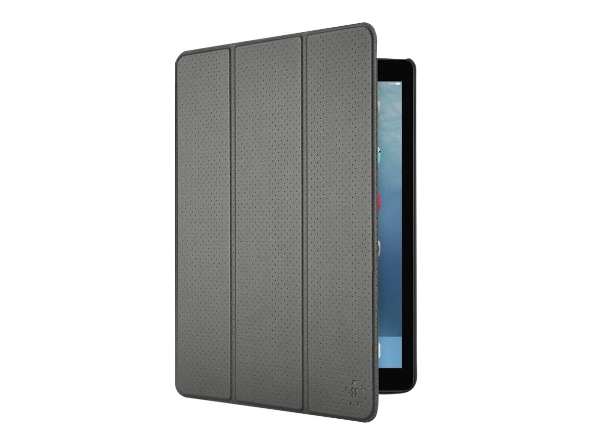 Belkin Tri-fold Cover for iPad Pro 9.7, Black, F7N350BTC00-TL