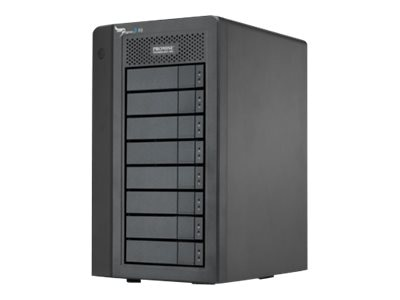 Apple 32TB PROMISE Pegasus2 R8 Thunderbolt 2 RAID System, HE155VC/B, 18225304, Hard Drives - External