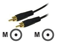 C2G Value Series Mono RCA Audio Cable, 6ft