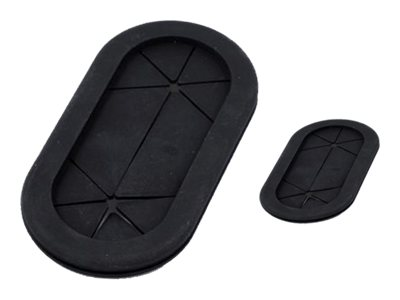 Corsair Rubber Grommets for Obsidian Series 800D and 700D Chassis, CC800D-GROMMETS, 16300569, Cases - Systems/Servers