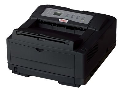 Oki B4600 Digital Monochrome Printer - Black, 62446601