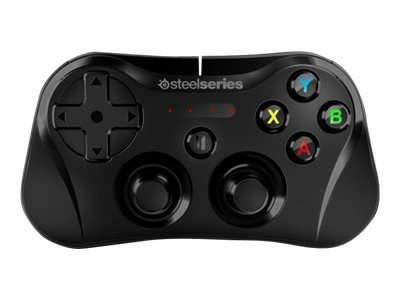 Steelseries Wireless Gaming Controller Black, 69016, 17396970, Computer Gaming Accessories