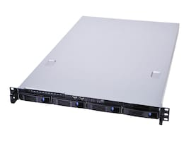 Chenbro 1U 3.5 SATA SAS 6Gb s BP 4-Bay 4048X4TY Rackmount Enclosure, RM13704TG2, 12999317, Hard Drive Enclosures - Multiple