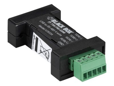 Black Box DB-9 Mini-converter, USB to Serial, IC833A