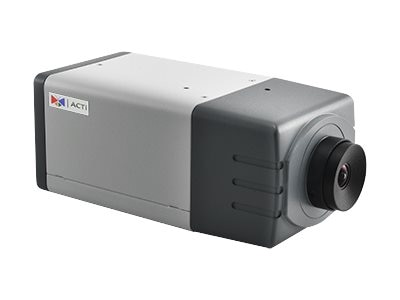 Acti E270 10MP Day Night Box Camera with Fixed Focal Lens