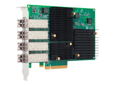 HPE StoreFabric SN1100E 4-port 16GB FC Host Bus Adapter