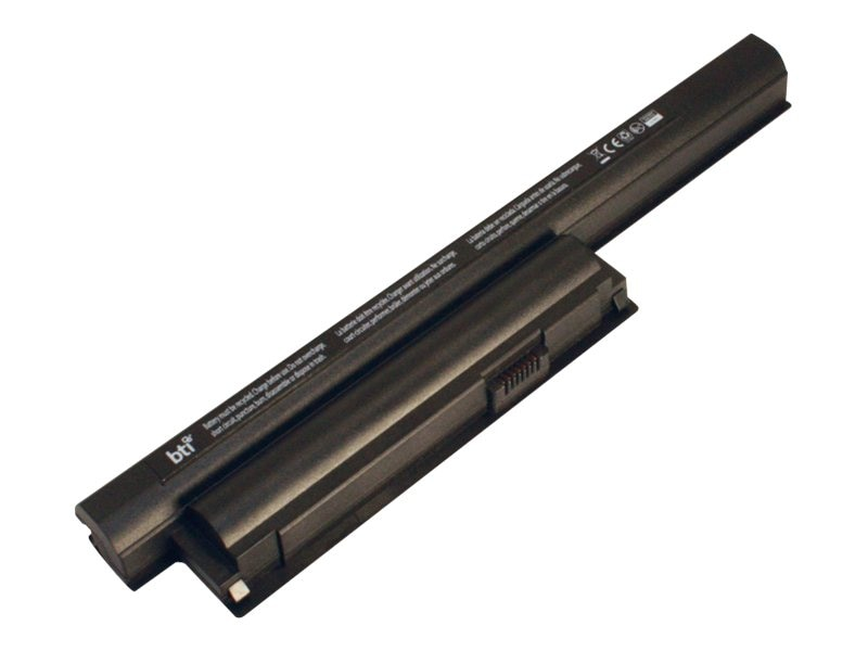 BTI Li-Ion 6-cell for Sony Vaio E14 E15 E17, SY-EH, 15680782, Batteries - Other