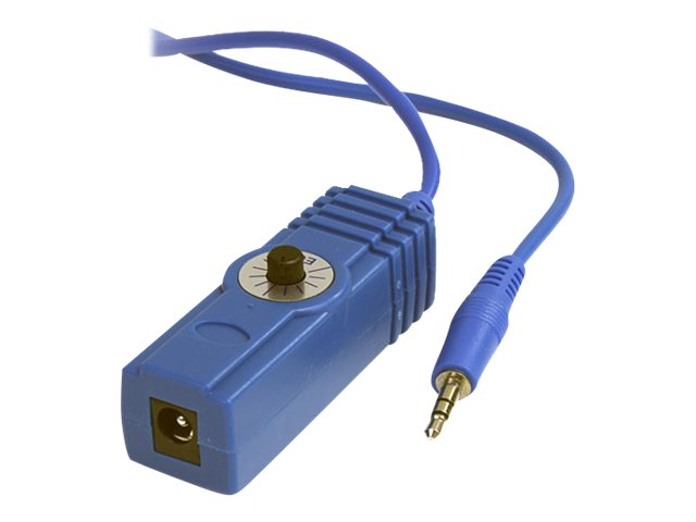 StarTech.com Mini VGA Video and Audio Extender over Cat5, ST121UTPMINI