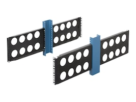 Innovation First 2-Post Conversion Kit for 4U Servers, 2POST-4UKIT, 5532575, Rack Mount Accessories