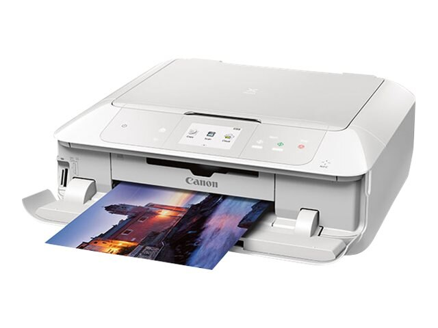 Canon PIXMA MG7720 All-In-One Printer - White, 0596C022, 30568043, MultiFunction - Ink-Jet