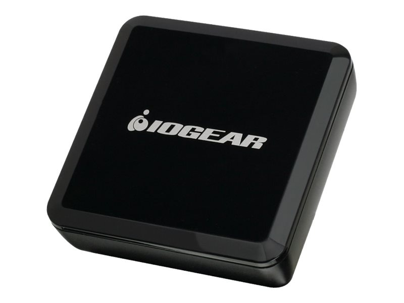 IOGEAR TuneTap Wireless Audio Receiver, GBNAR3, 17429330, Digital Media Player Accessories