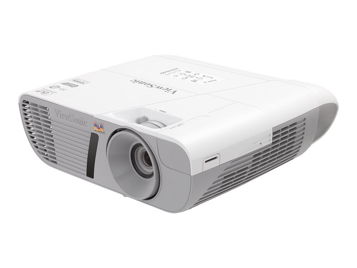 ViewSonic PJD7831HDL 1080p DLP Projector, 3200 Lumens, White