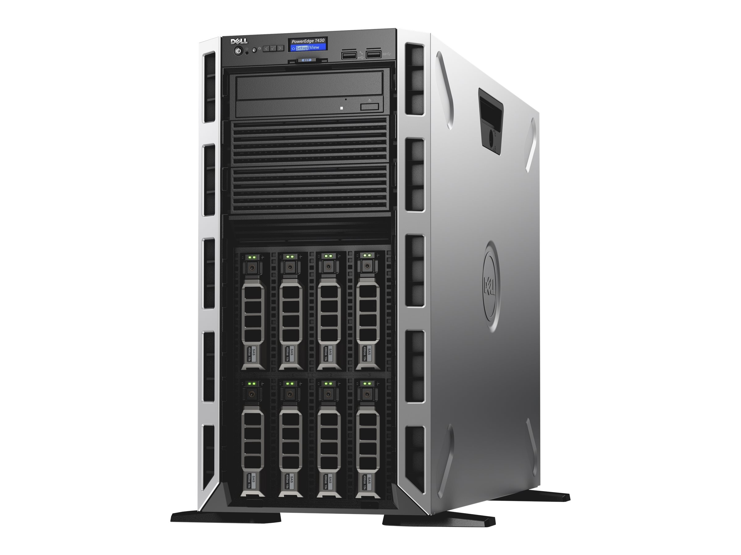Dell PowerEdge T430 Intel 2.1GHz Xeon