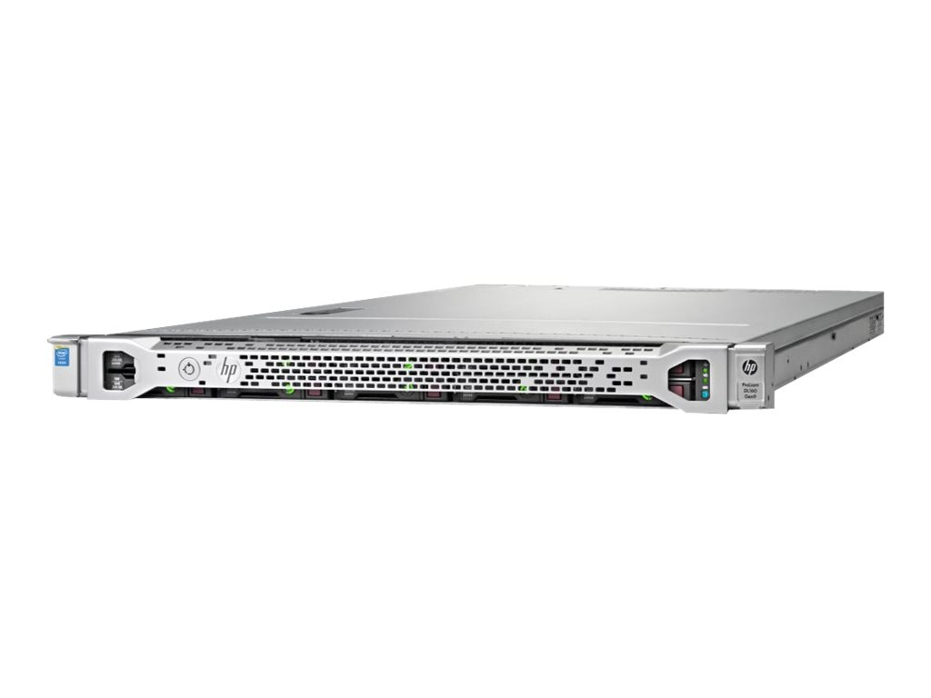 HPE Smart Buy ProLiant DL160 Gen9 Intel 2.6GHz Xeon, 783360-S01, 18205346, Servers