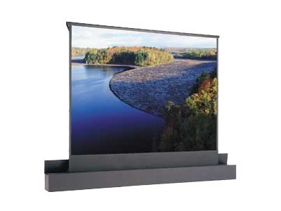 Da-Lite Ascender Electrol Projection Screen, Matte White, 16:9, 106