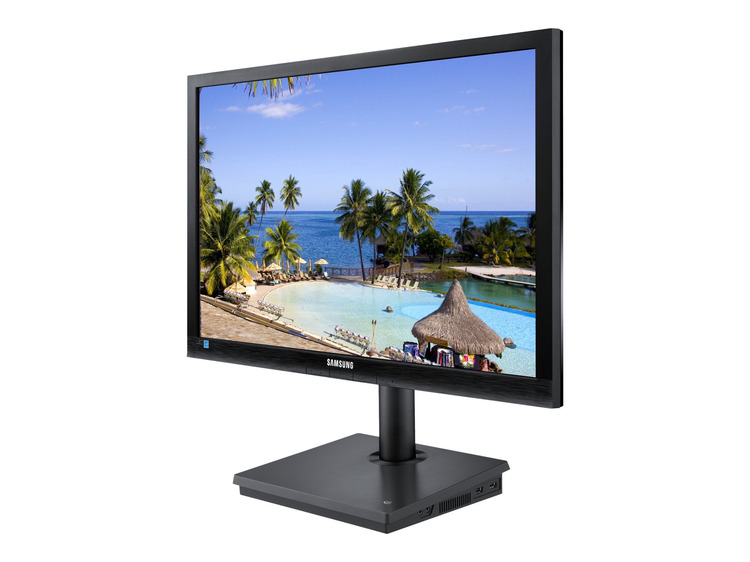 Samsung TS190C Thin Client Embedded Citrix 19 LED LCD Cloud Station AMD Ontario 1.0GHz 1GB 8GB SSD GigNIC