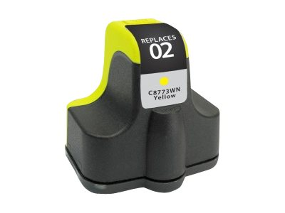V7 C8773WN Yellow Ink Cartridge for HP Photosmart 3210, 3310 & 8250, V7C8773WN