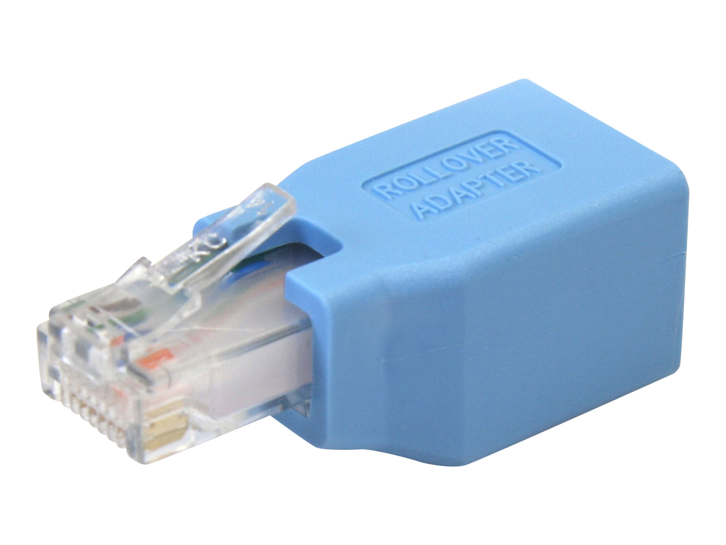 StarTech.com Rolloever Adapter for RJ-45 Ethernet Cable (M-F)