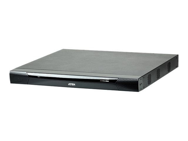 Aten 4 Remote & 1 Local, 16-port Cat5 IP KVM, KN4116VA