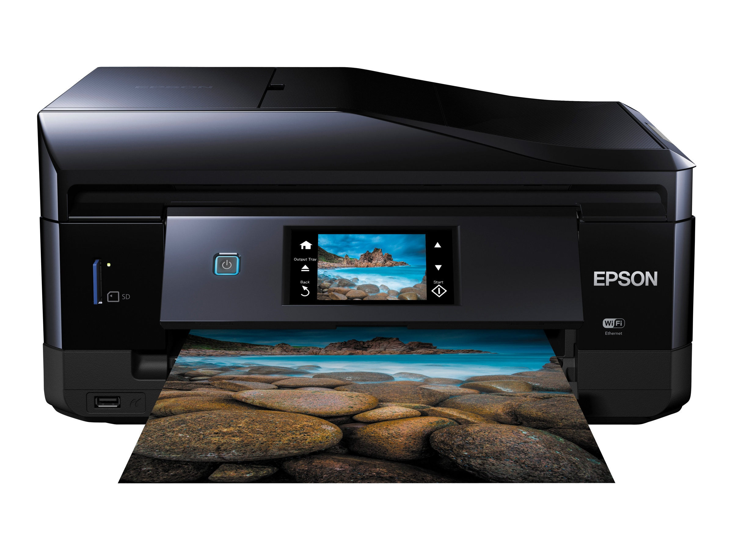 Refurb. Epson XP820 All-In-One Printer, C11CD99201-N, 31447500, MultiFunction - Ink-Jet