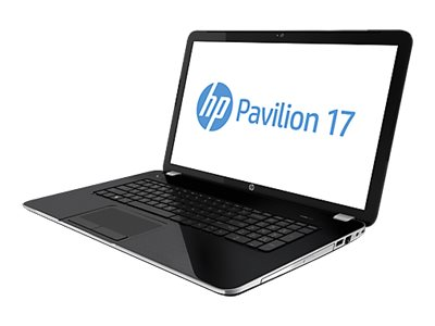 HP Pavilion 17-E198nr : 1.5GHz A4-Series 17.3in display