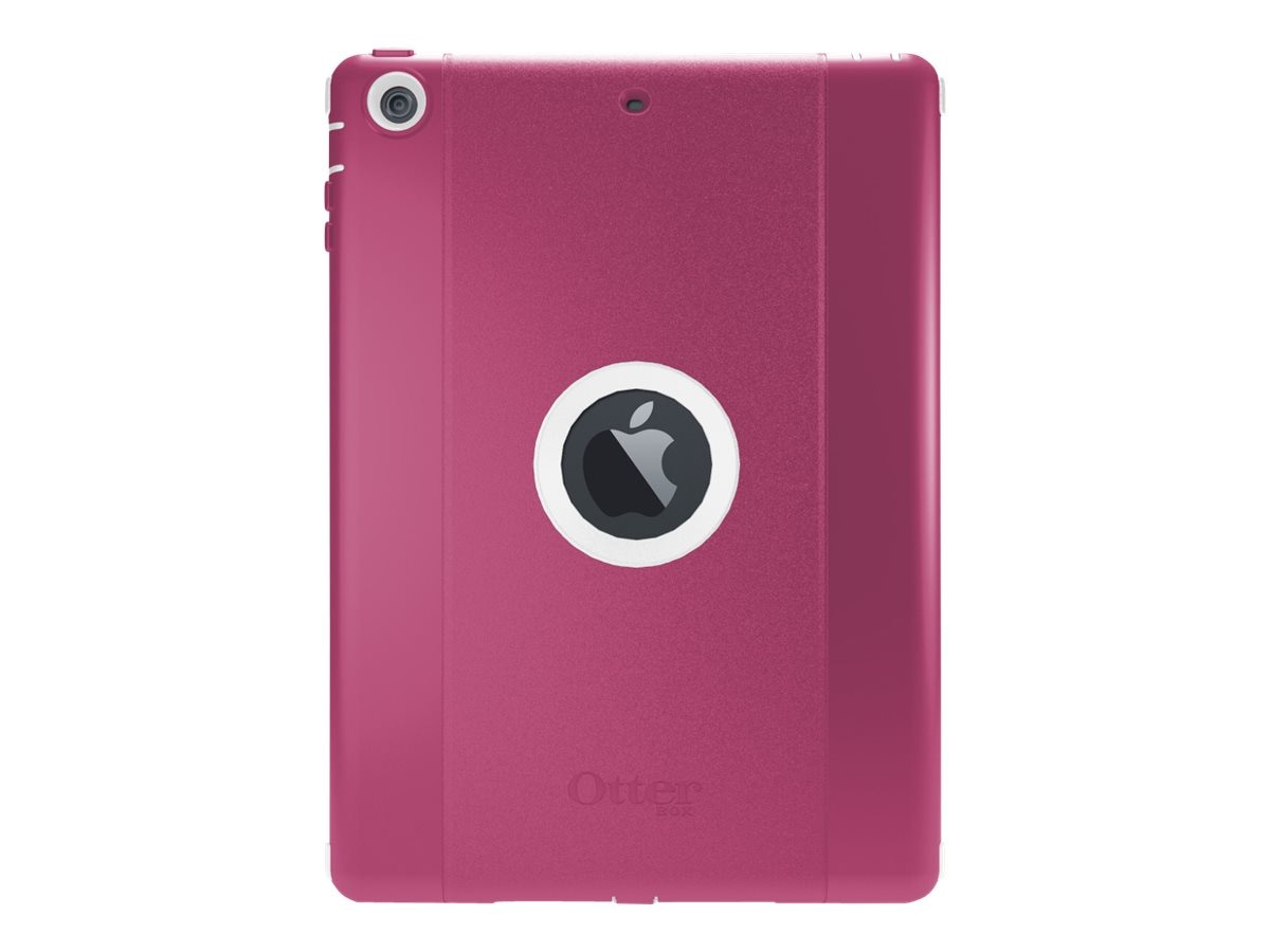 OtterBox Defender Series Slip Cover for iPad Air, Peony Pink, 78-39707, 18659719, Carrying Cases - Tablets & eReaders