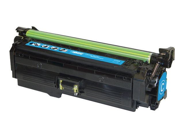 CF031A Cyan Toner Cartridge for HP CM4540, 02-21-540114
