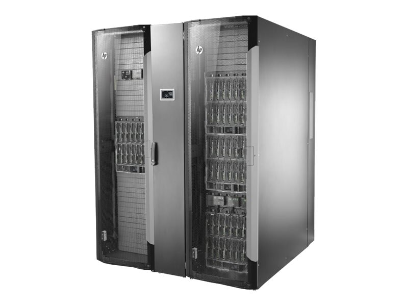 HPE Modular Cooling System 200 Expansion Rack, BW975A